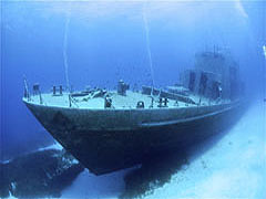 Malta Diving Wreck Dive